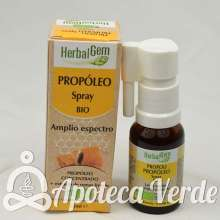 Spray Propóleo Amplio Espectro Bio de HerbalGem 15ml