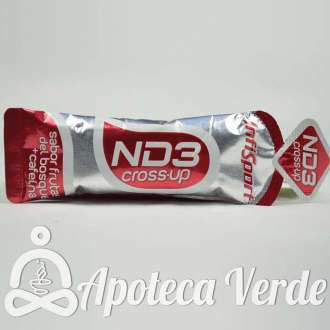 Gel ND3 Cross Up Frutos del Bosque Cafeína de Infisport