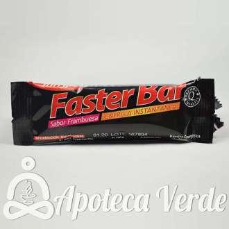 Barrita energética Faster Bar Frambuesa de Infisport