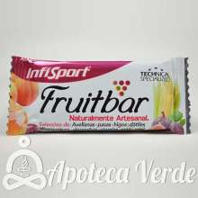 Barrita Energética Fruit Bar de Infisport