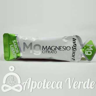 Gel Mg Magnesio Citrato de Infisport