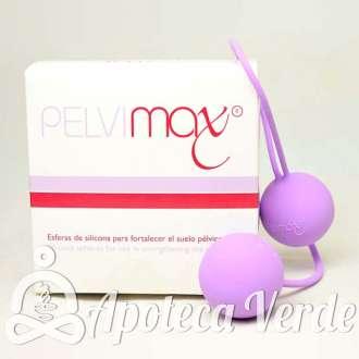 Esferas de silicona de Pelvimax