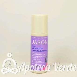 Desodorante Roll-on Lavanda de Jason 89ml