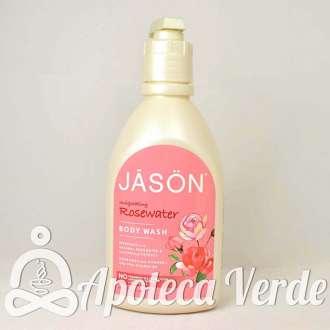 Gel corporal de Agua de Rosas de Jason 887 ml
