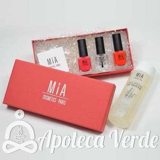 Cajita regalo para el cuidado de uñas de MIA Laurens