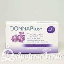DONNAPlus+ Flora íntima de Ordesa 14 cápsulas