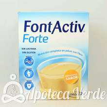 Fontactiv Forte sabor vainilla de Ordesa 14 sobres