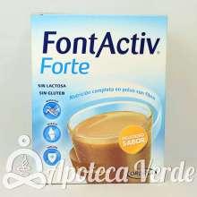 Fontactiv Forte sabor chocolate de Ordesa 14 sobres