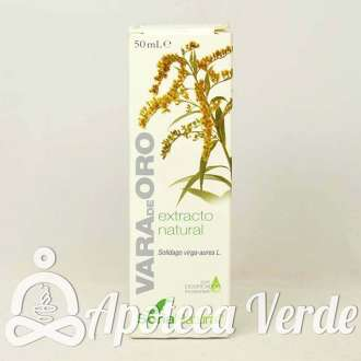Extracto de Vara de Oro de Soria Natural 50ml