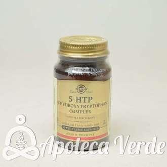 5-HTP (Hidroxitriptofano) de Solgar 30 cápsulas vegetales