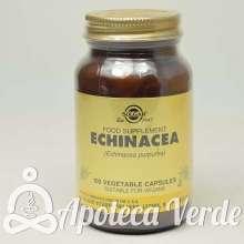 Equinacea de Solgar 100 cápsulas vegetales