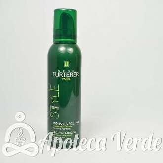 Espuma vegetal de volumen y fijación Style de René Furterer 300ml