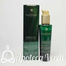 Tratamiento de regeneración sublime Absolue Kératine de René Furterer 100ml