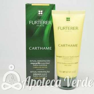 Mascarilla suave hidronutritiva Carthame de René Furterer 100ml