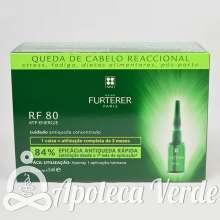 Tratamiento anticaída concentrado RF 80 ATP ENERGIE de René Furterer 12 ampollas de 5ml