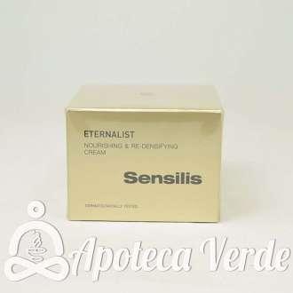 Crema nutritiva Eternalist de Sensilis 50ml