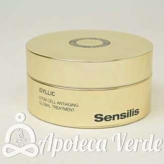 Crema antiedad Idyllic de Sensilis 50 ml