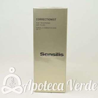 Fluido de día antiarrugas SPF15 Correctionist de Sensilis 50 ml