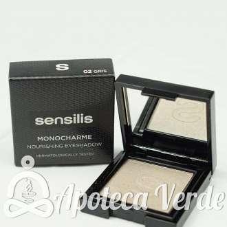 Sombra de ojos nutritiva Monocharme 02 Gris de Sensilis 3g