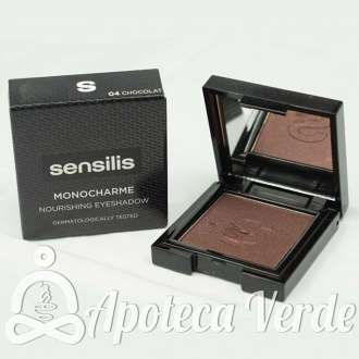 Sombra de ojos nutritiva Monocharme 04 Chocolat de Sensilis 3g