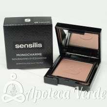 Sombra de ojos nutritiva Monocharme 05 Caramel de Sensilis 3g