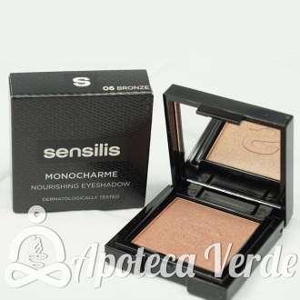 Sombra de ojos nutritiva Monocharme 06 Bronze de Sensilis 3g