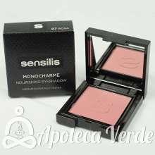 Sombra de ojos nutritiva Monocharme 07 Rosa de Sensilis 3g
