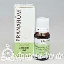 Aceite esencial de Citronela de Java de Pranarom 10ml