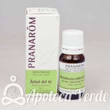 Aceite esencial del árbol del té de Pranarom 10ml