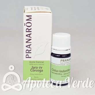 Aceite esencial de Jara cv Córcega de Pranarom 5ml