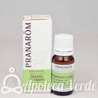 Aceite esencial de Geranio de Egipto de Pranarom 10ml