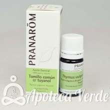 Aceite esencial de Tomillo común QT tuyanol de Pranarom 5ml