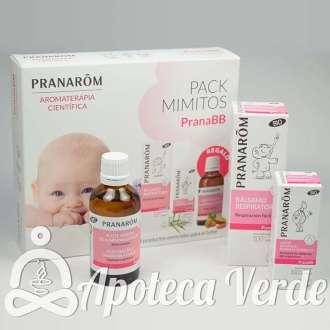 Pack Mimitos PranaBB de Pranarom