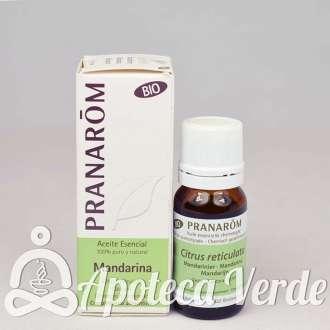 Aceite esencial de Mandarina de Pranarom 10ml