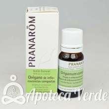 Aceite esencial de Orégano de Pranarom 10ml