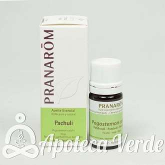 Aceite Esencial de Pachuli de Pranarom 5ml