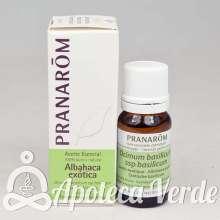 Aceite esencial de Albahaca exótica de Pranarom 10ml