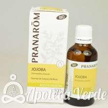 Aceite vegetal de Jojoba Bio de Pranarom 50ml