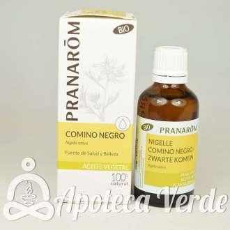 Aceite vegetal de Comino Negro Bio de Pranarom 50ml