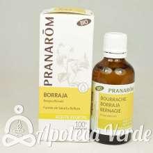 Aceite vegetal de Borraja Bio de Pranarom 50ml