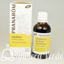 Aceite vegetal de Calófilo Bio de Pranarom 50ml