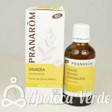 Aceite vegetal de Onagra Bio de Pranarom 50 ml