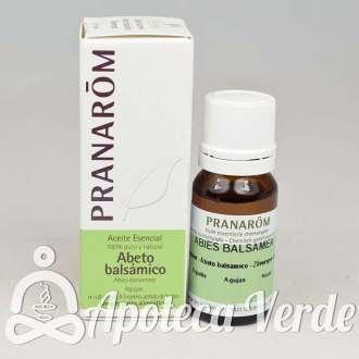 Aceite esencial de Abeto balsámico de Pranarom 10ml