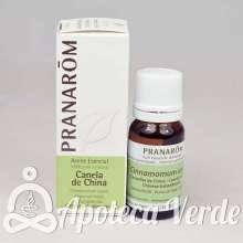 Aceite esencial de Canela de China de Pranarom 10ml