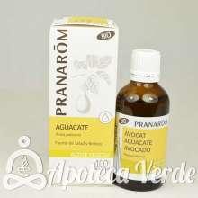Aceite Vegetal de Aguacate Bio de Pranarom 50ml
