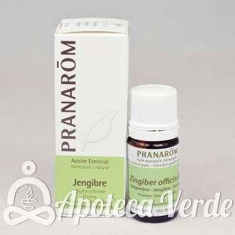 Aceite Esencial de Jengibre de Pranarom 5ml