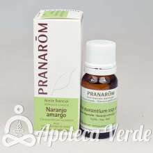 Aceite Esencial de Naranjo Amargo de Pranarom 10ml