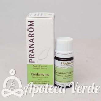 Aceite Esencial de Cardamomo de Pranarom 5ml