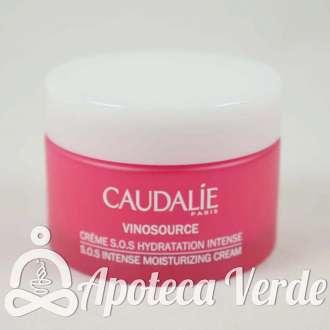 Caudalie Vinosource Crema SOS Hidratación Intensa