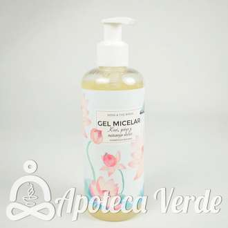 Vera and the Birds Gel Micelar Kiwi Piña Naranja Dulce